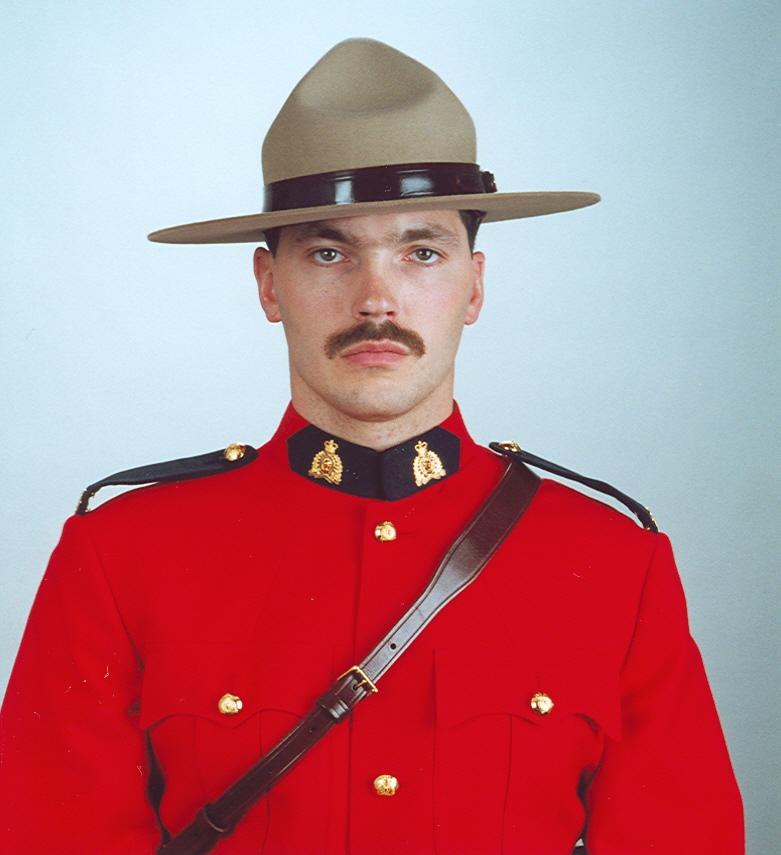 Gendarme Lionide (Leo) Nicholas Johnston