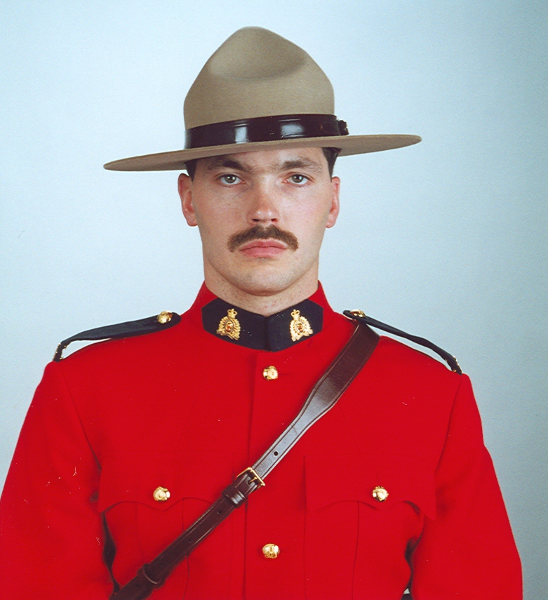 Constable Lionide (Leo) Nicholas Johnston – © Her Majesty the Queen in Right of Canada as represented by the Royal Canadian Mounted Police