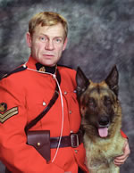 Corporal James Wilbert Gregson Galloway – © Her Majesty the Queen in Right of Canada as represented by the Royal Canadian Mounted Police