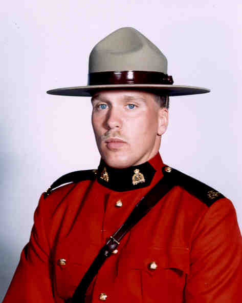 Constable Joseph Léo Ghislain Maurice – © Her Majesty the Queen in Right of Canada as represented by the Royal Canadian Mounted Police