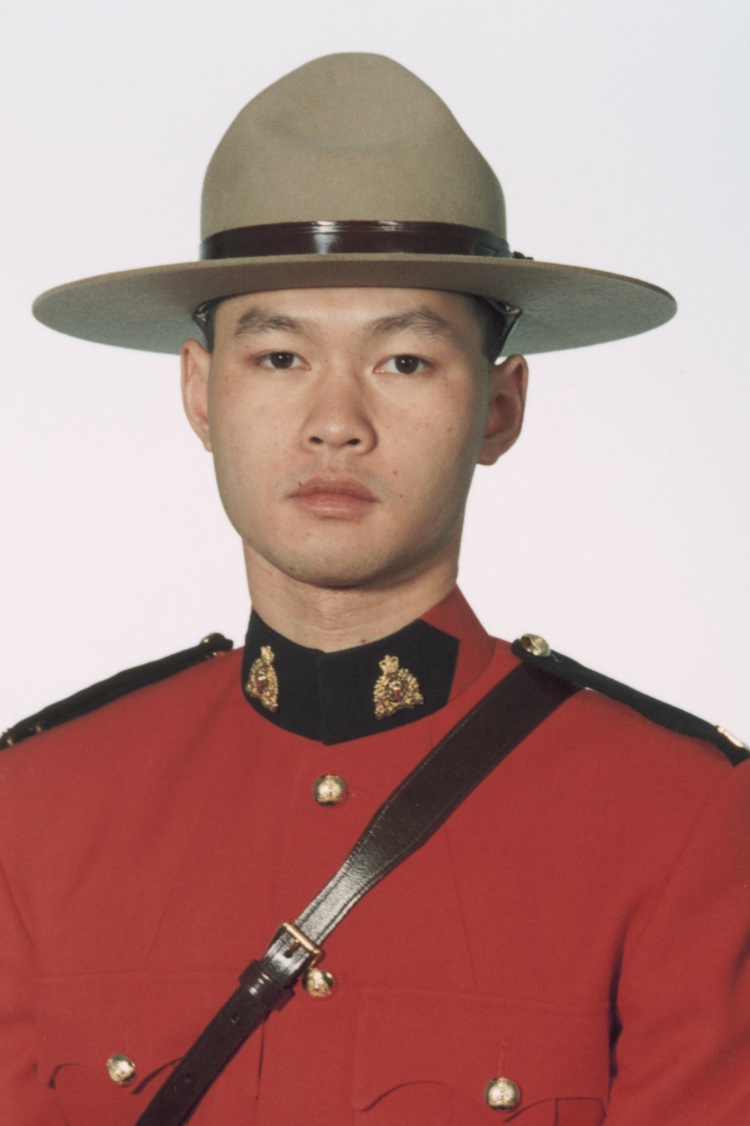 Constable Jimmy Ng – © Her Majesty the Queen in Right of Canada as represented by the Royal Canadian Mounted Police
