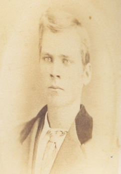 Gendarme George Hamilton Johnston