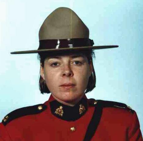 Gendarme Christine Elizabeth Diotte – © Sa Majesté la Reine du chef du Canada représentée par la Gendarmerie royale du Canada
