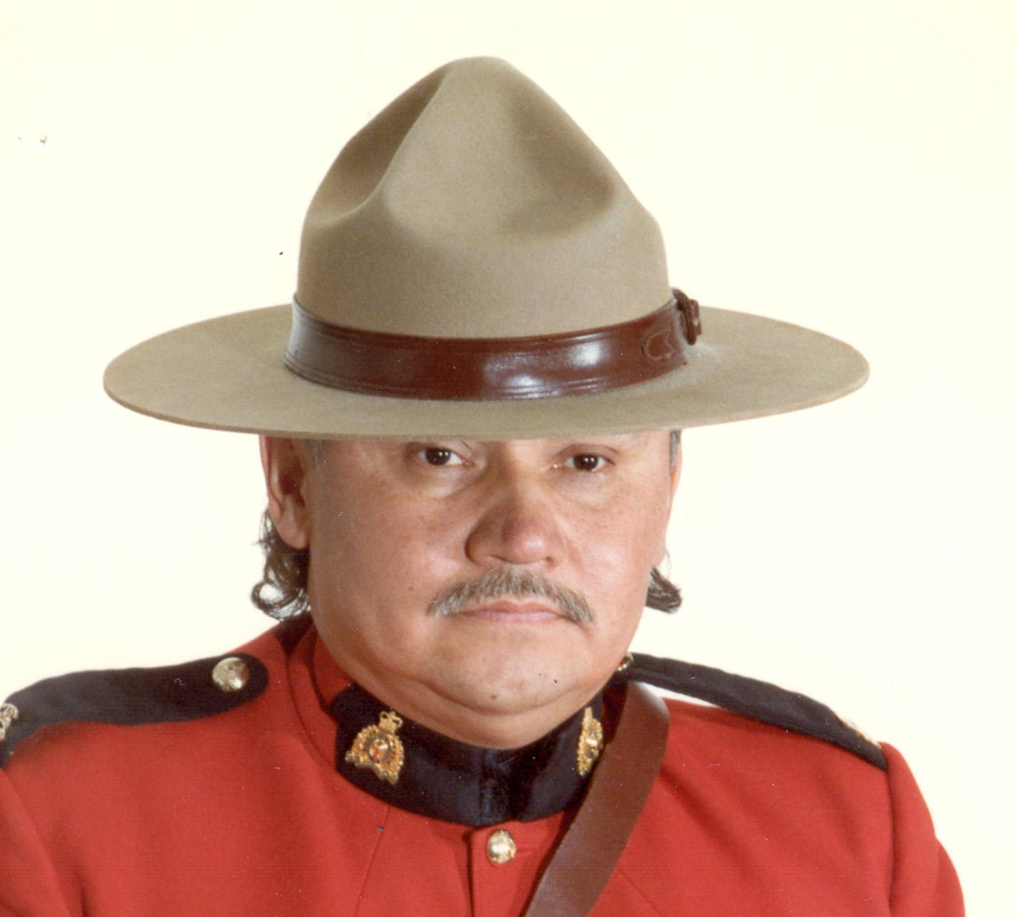 Constable Dennis Douglas Strongquill