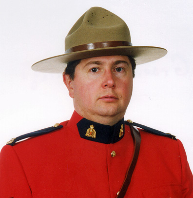 Corporal Graeme Charles Cumming