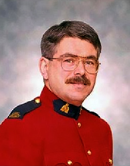 Constable Joseph Luc François Carrière – Photo courtesy of www.rcmpgraves.com