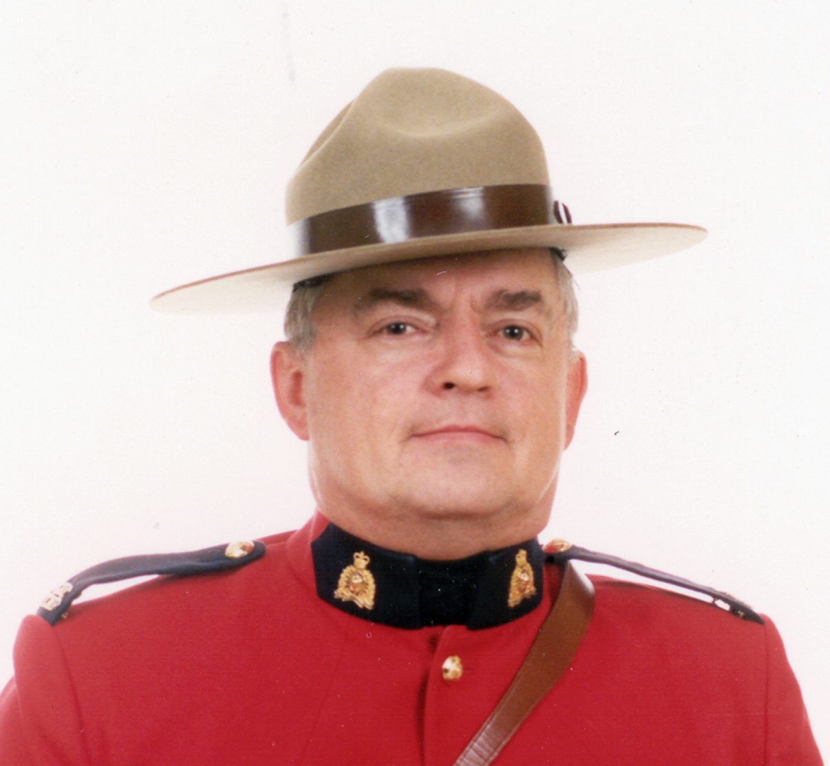 Sergeant Derek Cameron Burkholder – © Her Majesty the Queen in Right of Canada as represented by the Royal Canadian Mounted Police