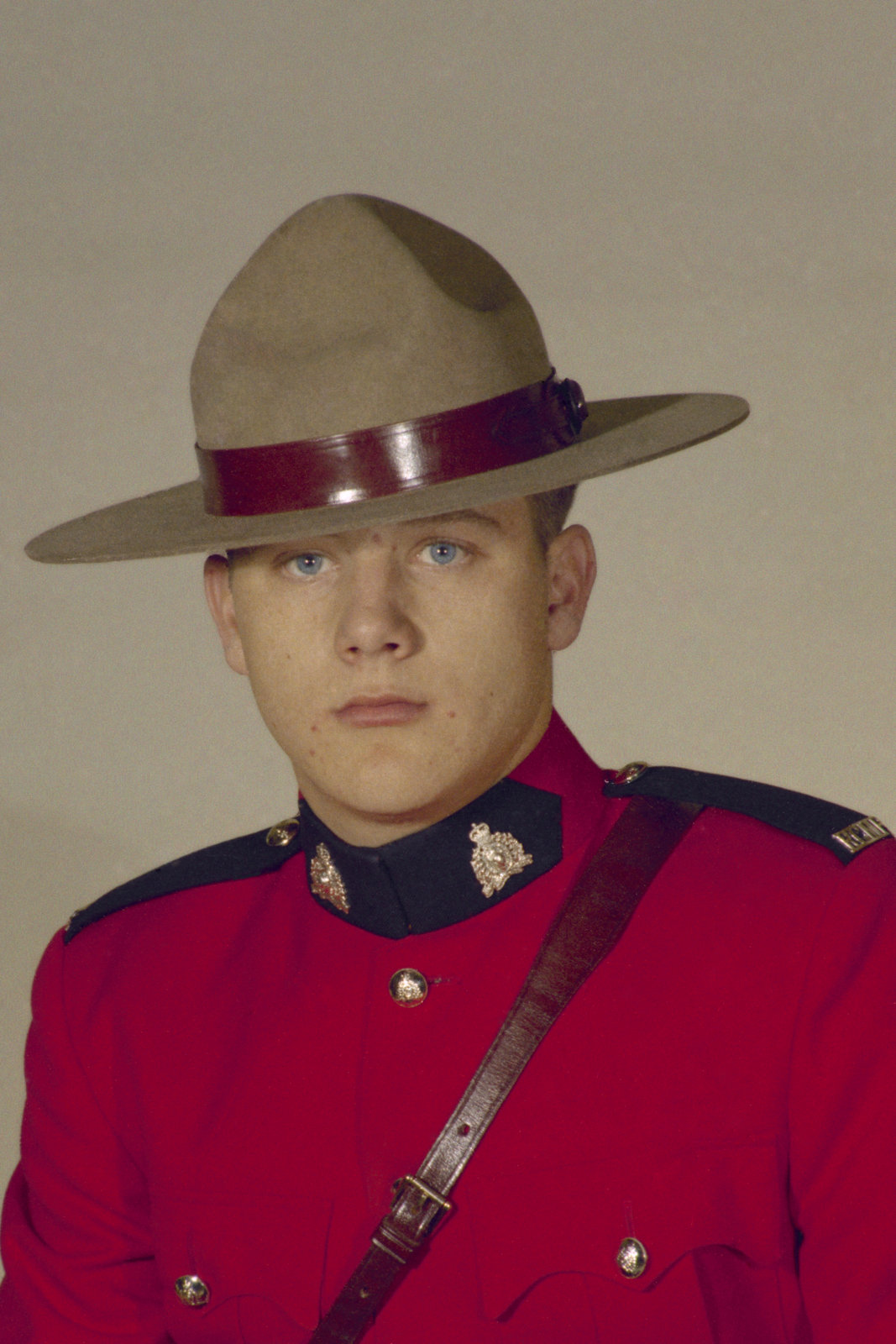 Constable Gerald Vernon Maurice Breese – © Her Majesty the Queen in Right of Canada as represented by the Royal Canadian Mounted Police