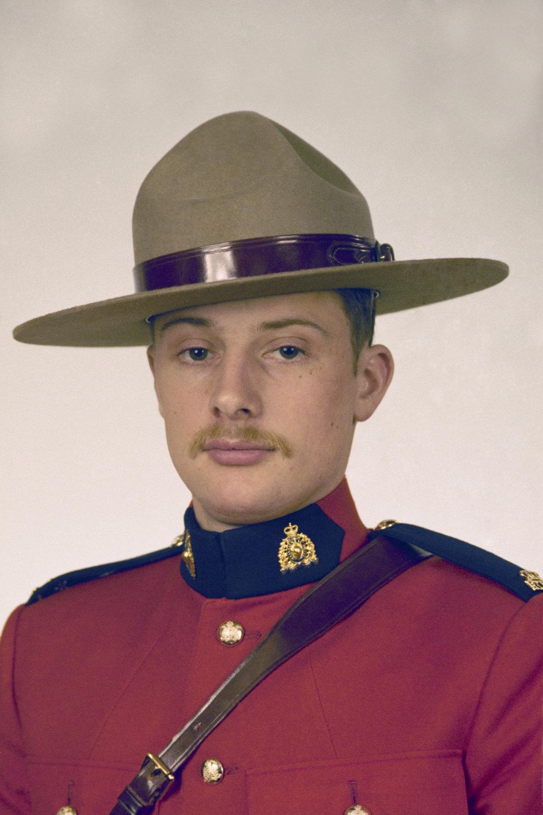 Gendarme Christopher Colin Riglar