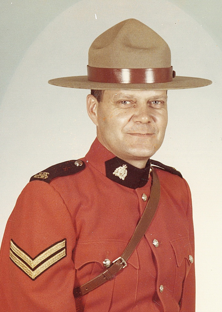 Corporal Budd Maurice Johanson – © Her Majesty the Queen in Right of Canada as represented by the Royal Canadian Mounted Police