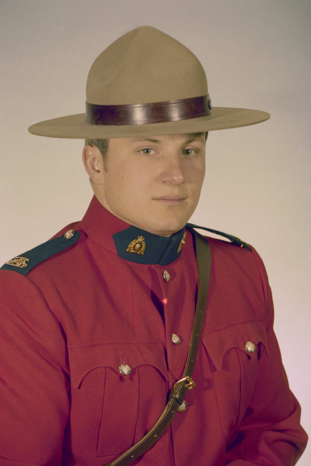 Constable Michael Joseph Buday – © Her Majesty the Queen in Right of Canada as represented by the Royal Canadian Mounted Police
