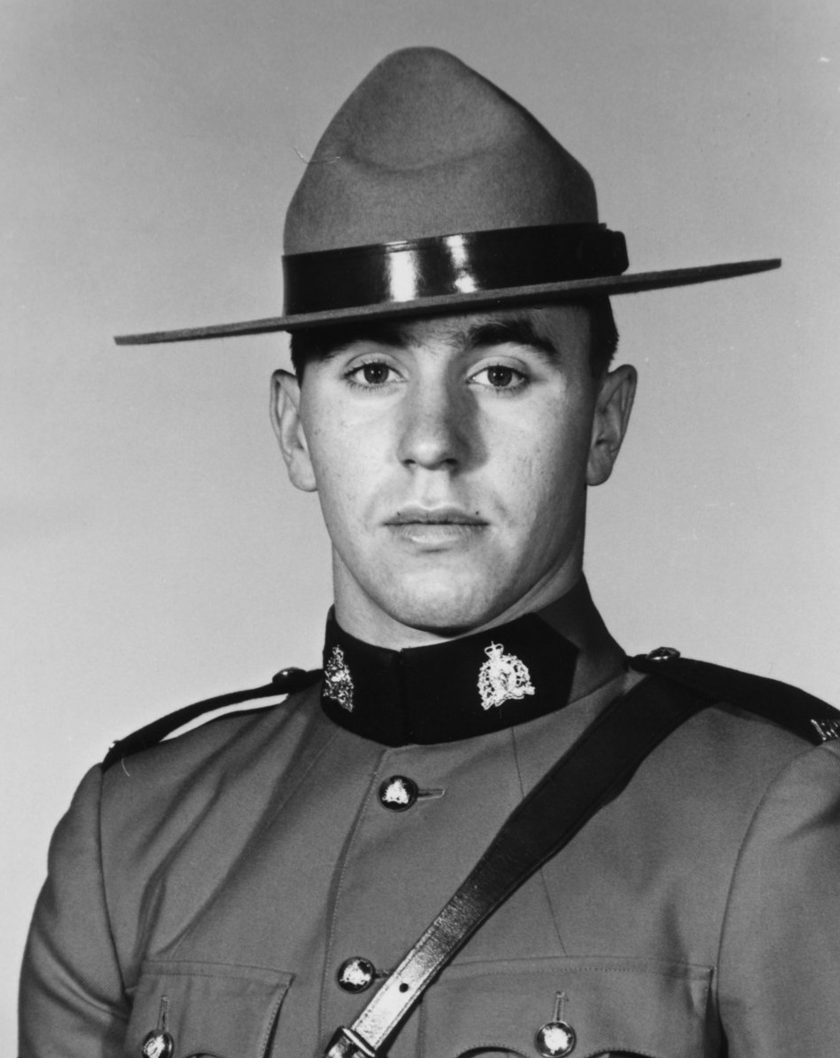 Constable Allen Gary Giesbrecht – © Her Majesty the Queen in Right of Canada as represented by the Royal Canadian Mounted Police