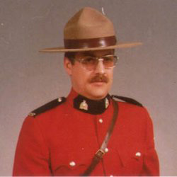 Constable Robert Charles Anderson – © Her Majesty the Queen in Right of Canada as represented by the Royal Canadian Mounted Police