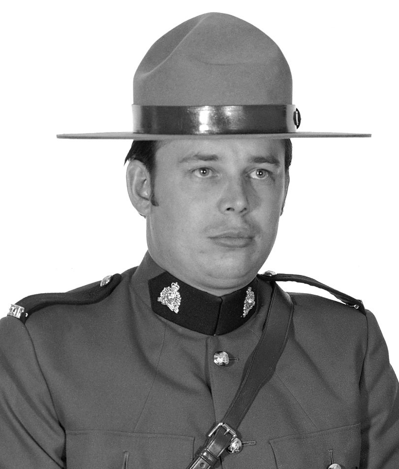 Corporal Francis Eugene Jones – © Her Majesty the Queen in Right of Canada as represented by the Royal Canadian Mounted Police
