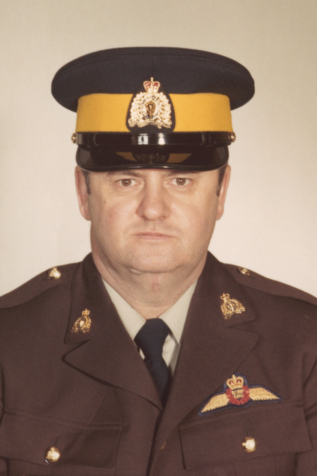 Gendarme spécial Wayne Graham Myers