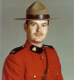 Corporal Ole Roust Larsen – © Her Majesty the Queen in Right of Canada as represented by the Royal Canadian Mounted Police