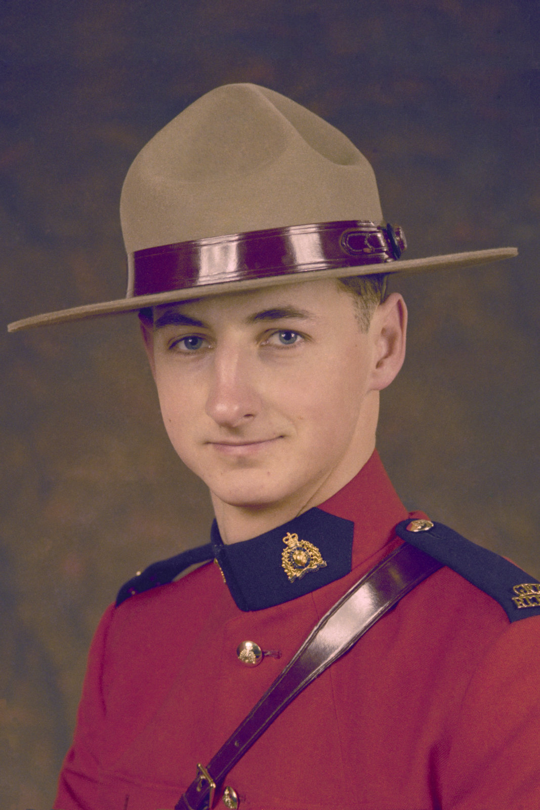 Constable Thomas James Agar – © Her Majesty the Queen in Right of Canada as represented by the Royal Canadian Mounted Police