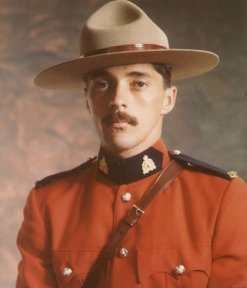 Constable Joseph Léon Michel Doucet – © Her Majesty the Queen in Right of Canada as represented by the Royal Canadian Mounted Police