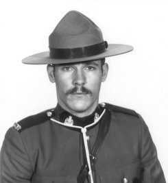 Constable William Iraneus Seward – © Her Majesty the Queen in Right of Canada as represented by the Royal Canadian Mounted Police