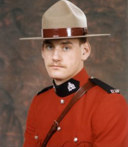 Constable Mark Percy McLachlan – © Her Majesty the Queen in Right of Canada as represented by the Royal Canadian Mounted Police