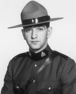 Constable Lindberg Bruce Davis – © Her Majesty the Queen in Right of Canada as represented by the Royal Canadian Mounted Police