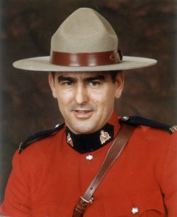 Constable Thomas Brian King – © Her Majesty the Queen in Right of Canada as represented by the Royal Canadian Mounted Police