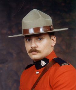 Constable Dennis Anthony Onofrey – © Her Majesty the Queen in Right of Canada as represented by the Royal Canadian Mounted Police