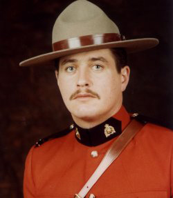 Constable Joseph Perry Brophy – © Her Majesty the Queen in Right of Canada as represented by the Royal Canadian Mounted Police