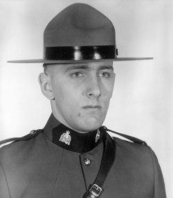 Gendarme Joseph Michel Benoit Létourneau – © Sa Majesté la Reine du chef du Canada représentée par la Gendarmerie royale du Canada