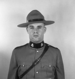 Constable Derek Thomas Ivany – © Her Majesty the Queen in Right of Canada as represented by the Royal Canadian Mounted Police