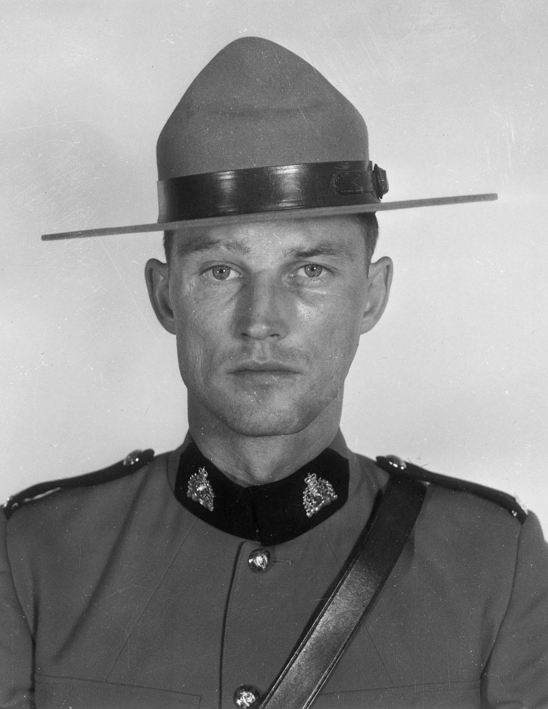 Gendarme Douglas Bernard Anson