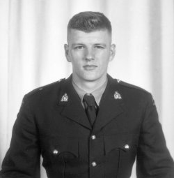 Corporal Terry Gerrard Williams
