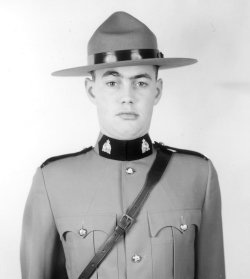 Third Class Constable Robert William Varney – © Her Majesty the Queen in Right of Canada as represented by the Royal Canadian Mounted Police