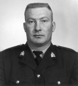 Caporal Donald Archibald Harvey