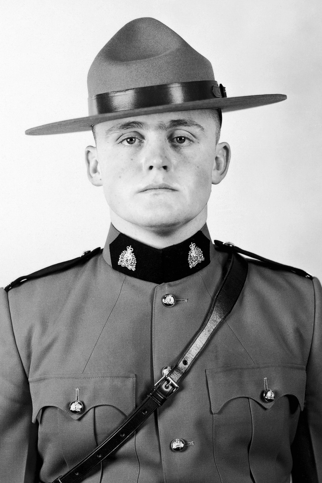 Third Class Constable Terry Eugene Tomfohr