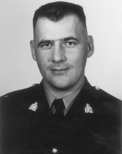 Corporal Ervin Jack Giesbrecht – © Her Majesty the Queen in Right of Canada as represented by the Royal Canadian Mounted Police