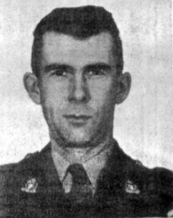 Sergent Kenneth Morley Laughland