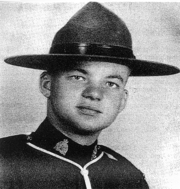 Constable Gordon Eric Pedersen – © Her Majesty the Queen in Right of Canada as represented by the Royal Canadian Mounted Police