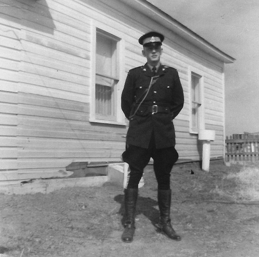 Constable Joseph Thor Thompson – © Her Majesty the Queen in Right of Canada as represented by the Royal Canadian Mounted Police