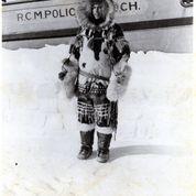 Gendarme Albert Joseph Chartrand – © Sa Majesté la Reine du chef du Canada représentée par la Gendarmerie royale du Canada