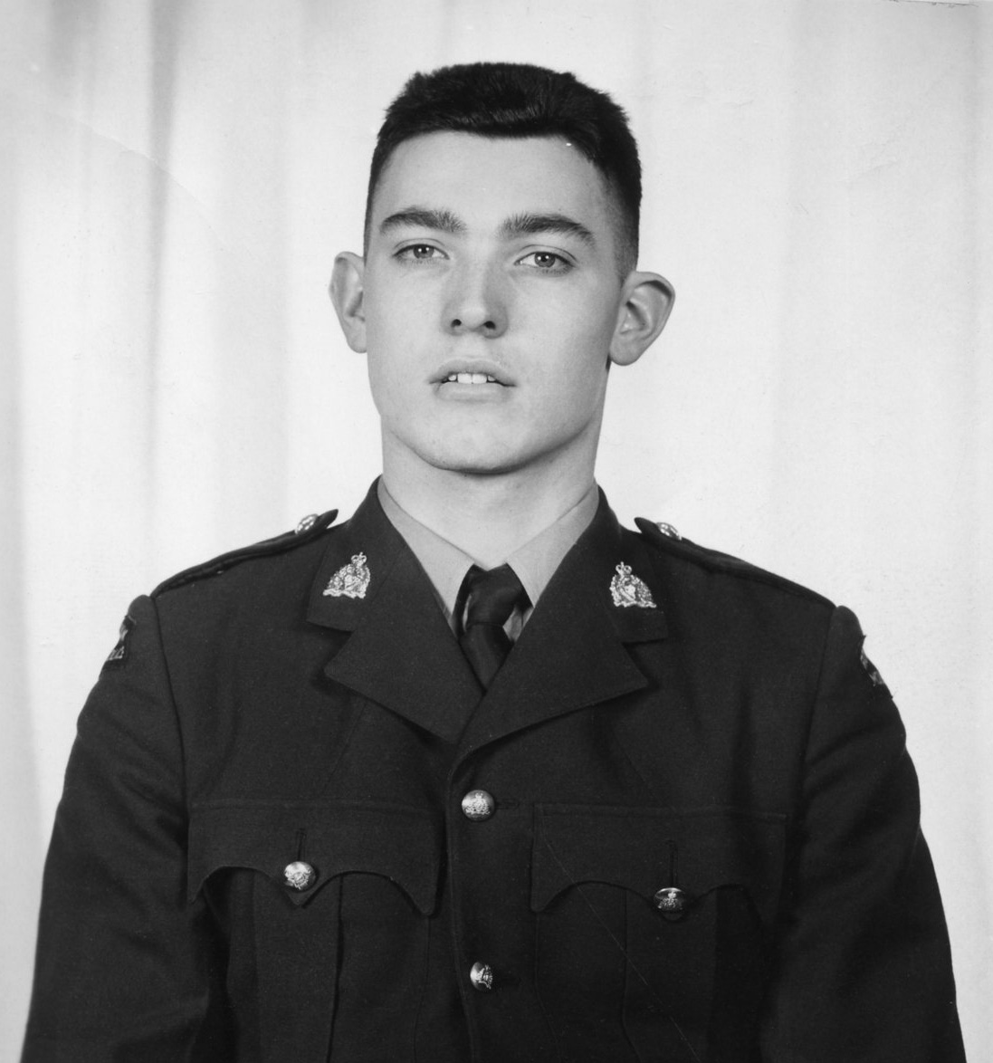 Constable Colin Eric Lelliott
