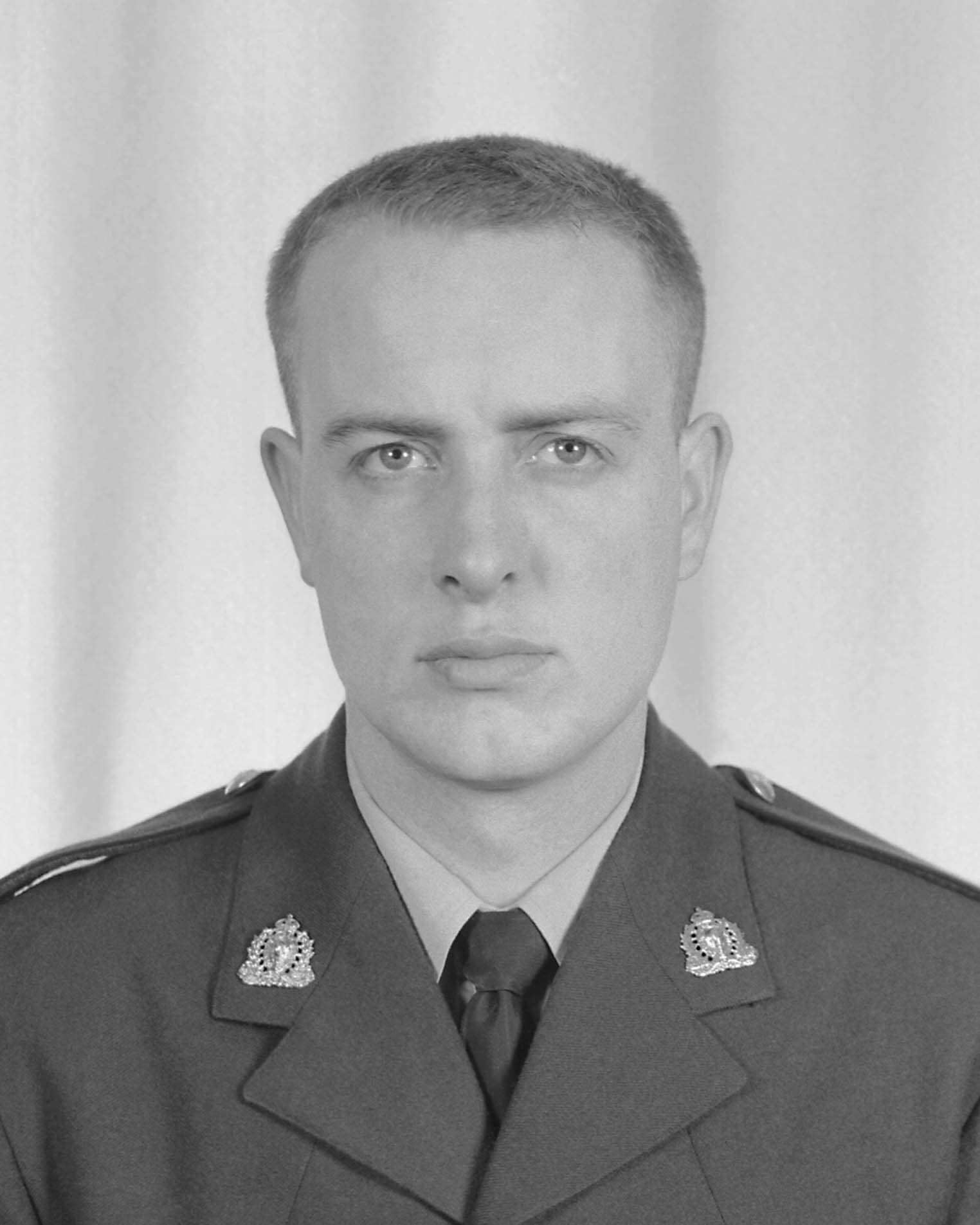 Second Class Constable Glen Frederick Farough – © Her Majesty the Queen in Right of Canada as represented by the Royal Canadian Mounted Police