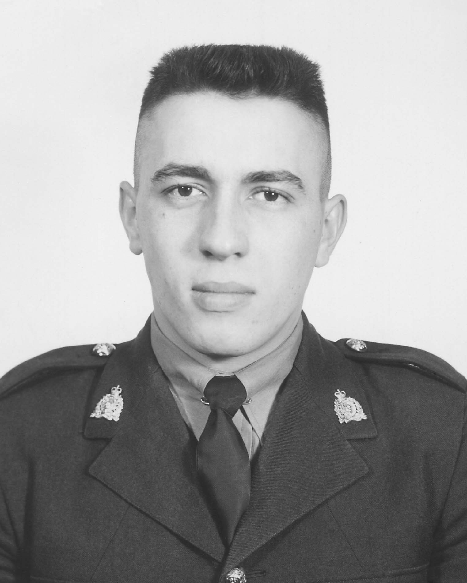 Second Class Constable Maurice Melvin Melnychuk – © Her Majesty the Queen in Right of Canada as represented by the Royal Canadian Mounted Police