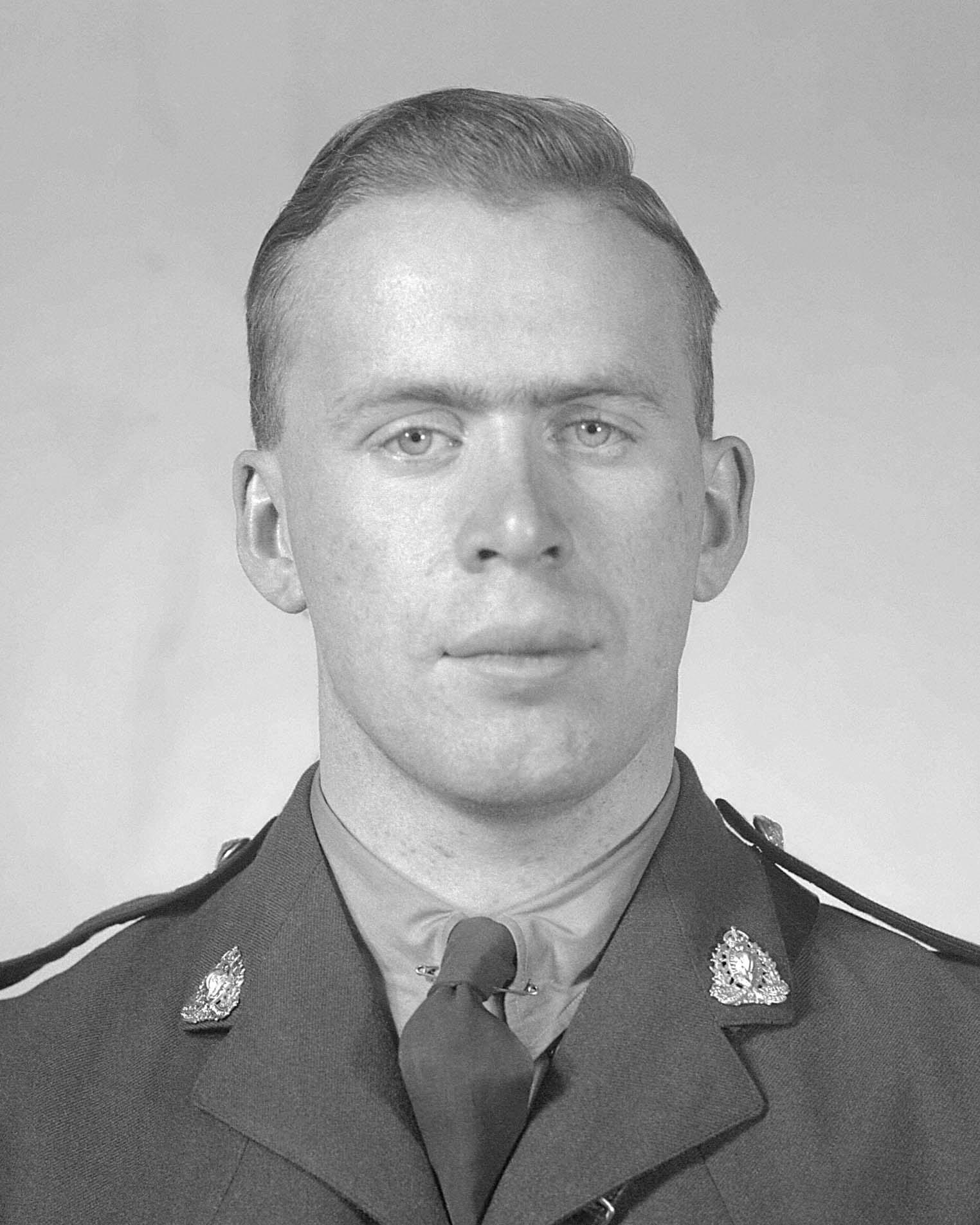 Caporal Herbert Milton Smart – © Sa Majesté la Reine du chef du Canada représentée par la Gendarmerie royale du Canada