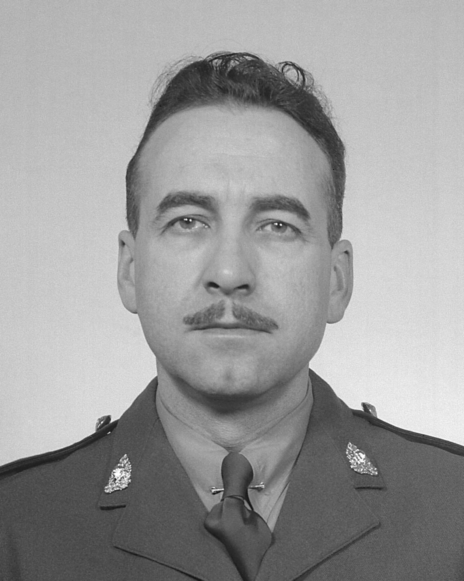 Inspecteur David James McCombe