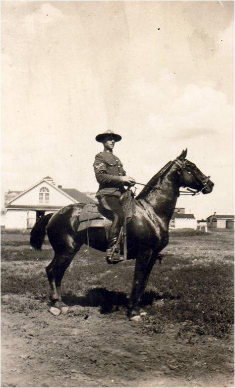 Sergeant Arthur Julian Barker