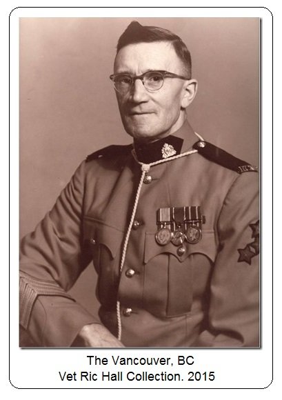 Sergeant Arthur Julian Barker – Photo courtesy of www.rcmpgraves.com