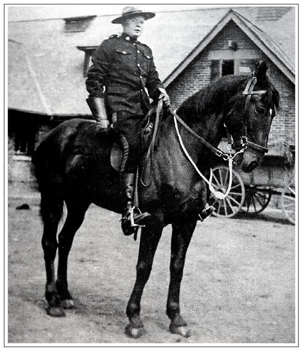 Constable Ian M. MacDonald