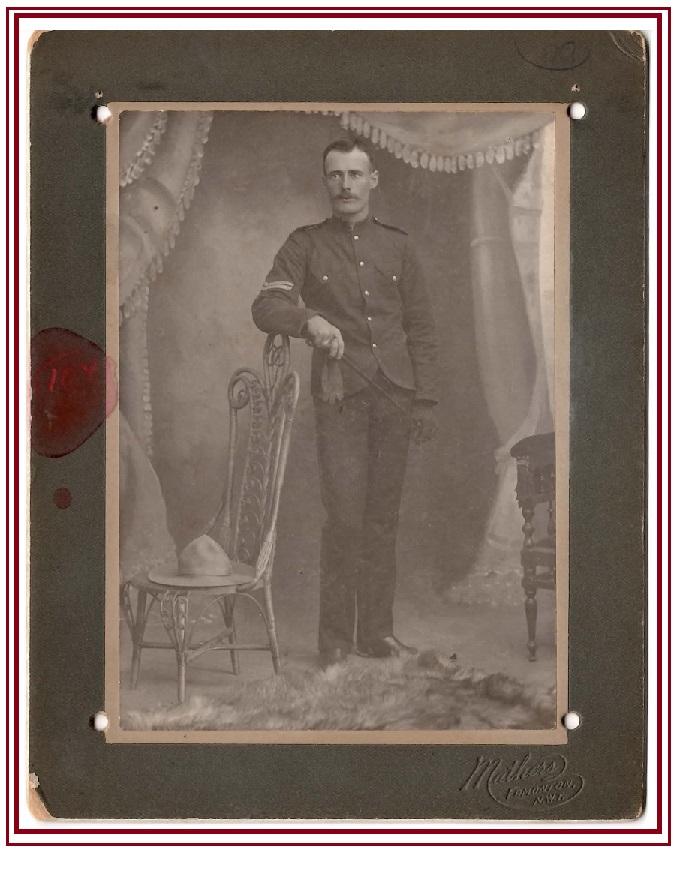 Inspector Francis Joseph Fitzgerald
