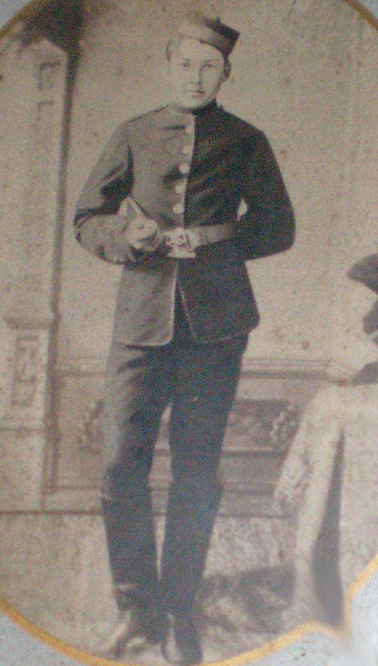 Constable David Latimer Cowan